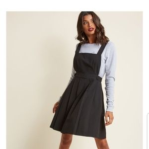 Modcloth Pinafore Dress